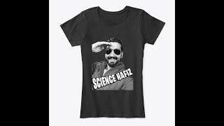 Science Hafiz T-Shirts