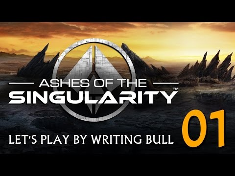 Let's Play: Ashes of the Singularity (01) [deutsch]