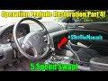 Operation Prelude Restoration Part 4. Auto to 5 Speed Swap! #savethemanuals