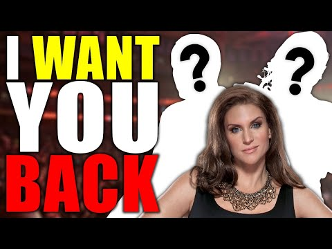 Stephanie McMahon Wants Two EX-WWE Wrestlers To RETURN! WWE Wrestler Found NOT GUILTY!