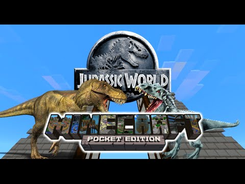 Jurassic world map mcpeminecraft pe indonesia youtube jurassic world map mcpeminecraft pe indonesia gumiabroncs Gallery