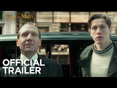 DJ MoonDawg - This looks good! The King's Man trailer dropped online. Check it out