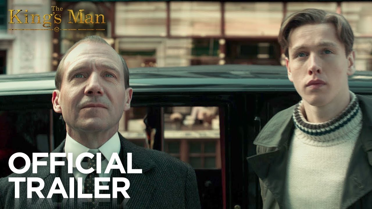 The King's Man | Official Teaser Trailer [HD]