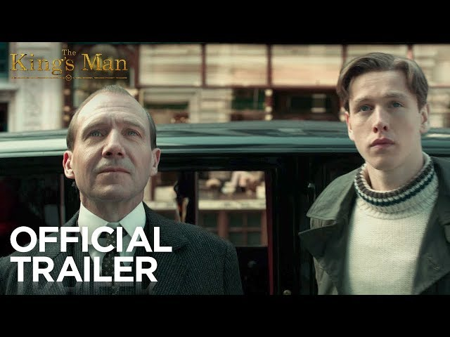 The King's Man | Official Teaser Trailer | 20th Century FOX