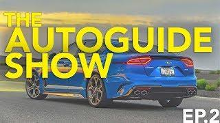 The AutoGuide Show Ep. 2: New Subaru Forester, Genesis G70, Honda HR-V, and More