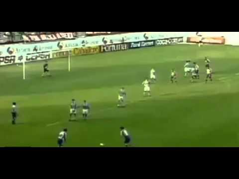 Mejores jugadas de Cholo Simeone como jugador.
