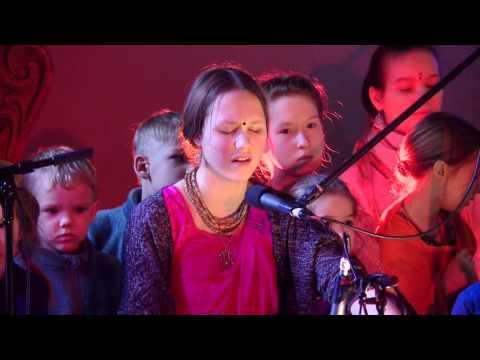 2016.01.17. -54- Children's Kirtan BWF Lithuania