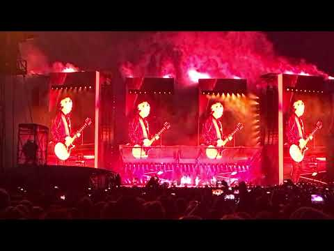 The Rolling Stones - No Filter Tour 2017 - opening night in Hamburg Germany 9. September 2017