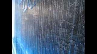 видео Капельные и струнные водопады