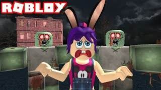 ESCAPE OF THE VEGETARIAN ZOMBIES - ROBLOX