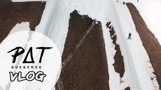 MOST CHALLENGING HALF PIPE I EVER RODE | VLOG #40