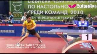 Чемпионат мира по настольному теннису(, 2010-05-27T10:16:03.000Z)