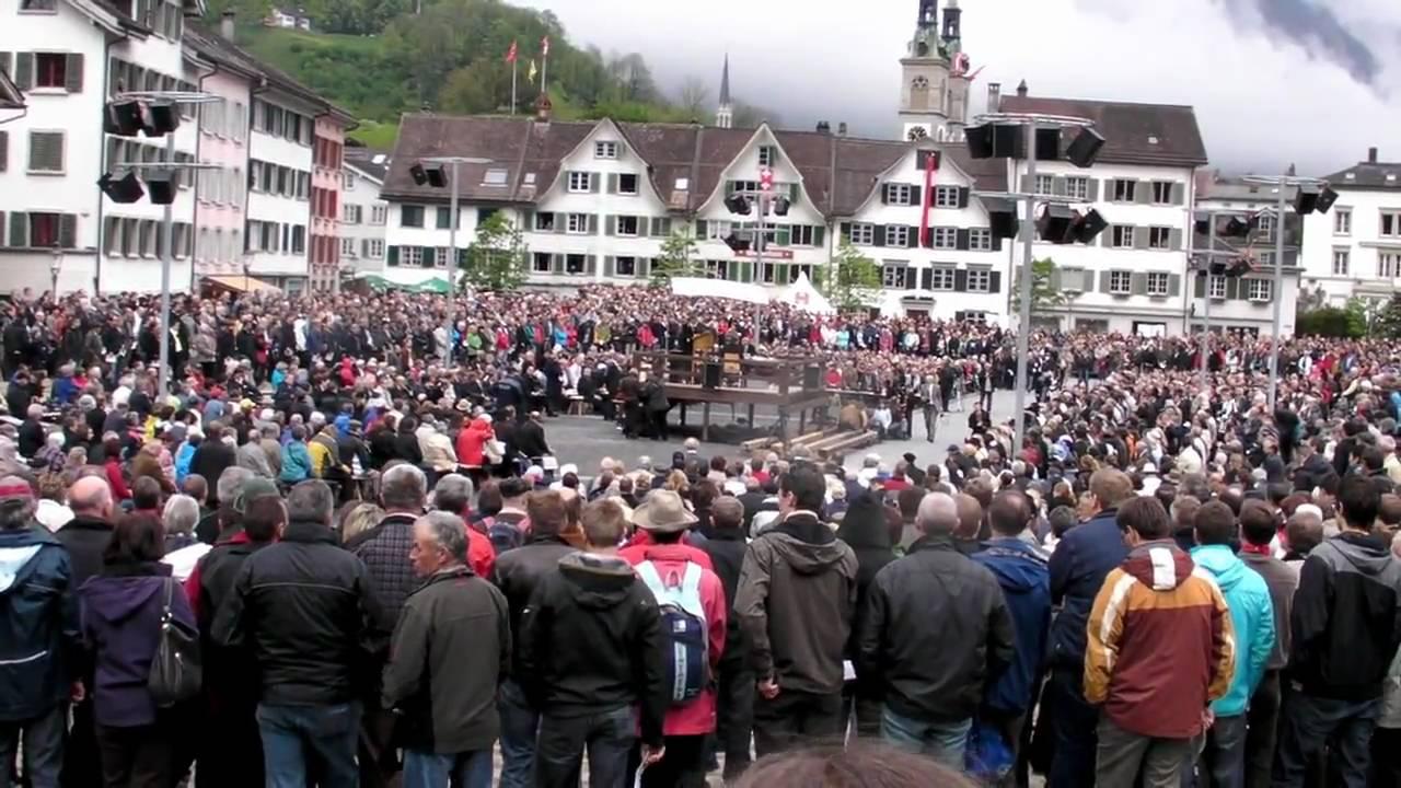 Schweiz Volksabstimmung