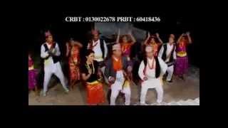 New Nepali Tihar Deusi Geet-2012 Laxmi Le Bas Garun Sadhai Var-By Arjun Kaushal and Tika Pun