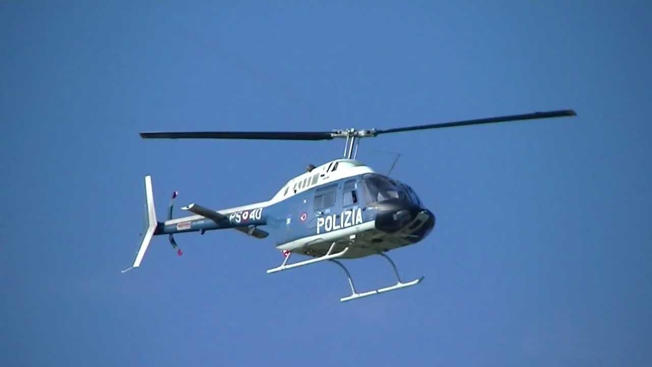 Elicottero I Inti : Elicottero polizia ab aeroporto firenze hd youtube