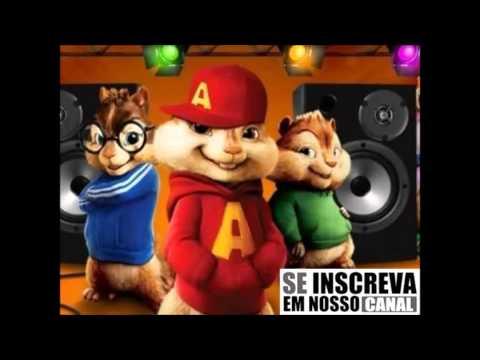(Alvin e os Esquilo) MC Ludmilla - Te Ensinei Certin