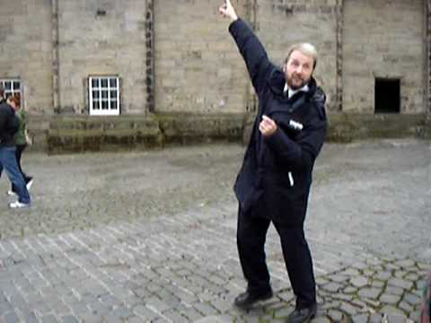 Stirling Castle tour guide