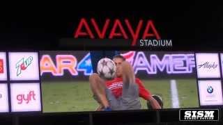 SISM MLS Halftime Show featuring Yassine Abderrahim and Soufiane Bencok