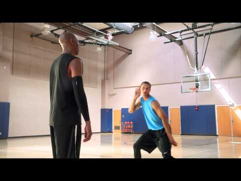 Stephen Curry Shows Off His Dance Moves in Capri Sun Commercial