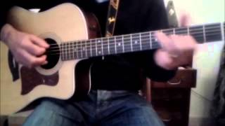 Twist and Shout BEATLES short guitar cover