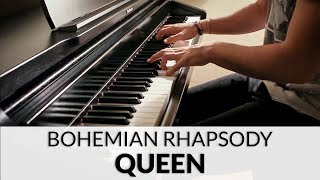 Queen - Bohemian Rhapsody (HQ Piano Cover)