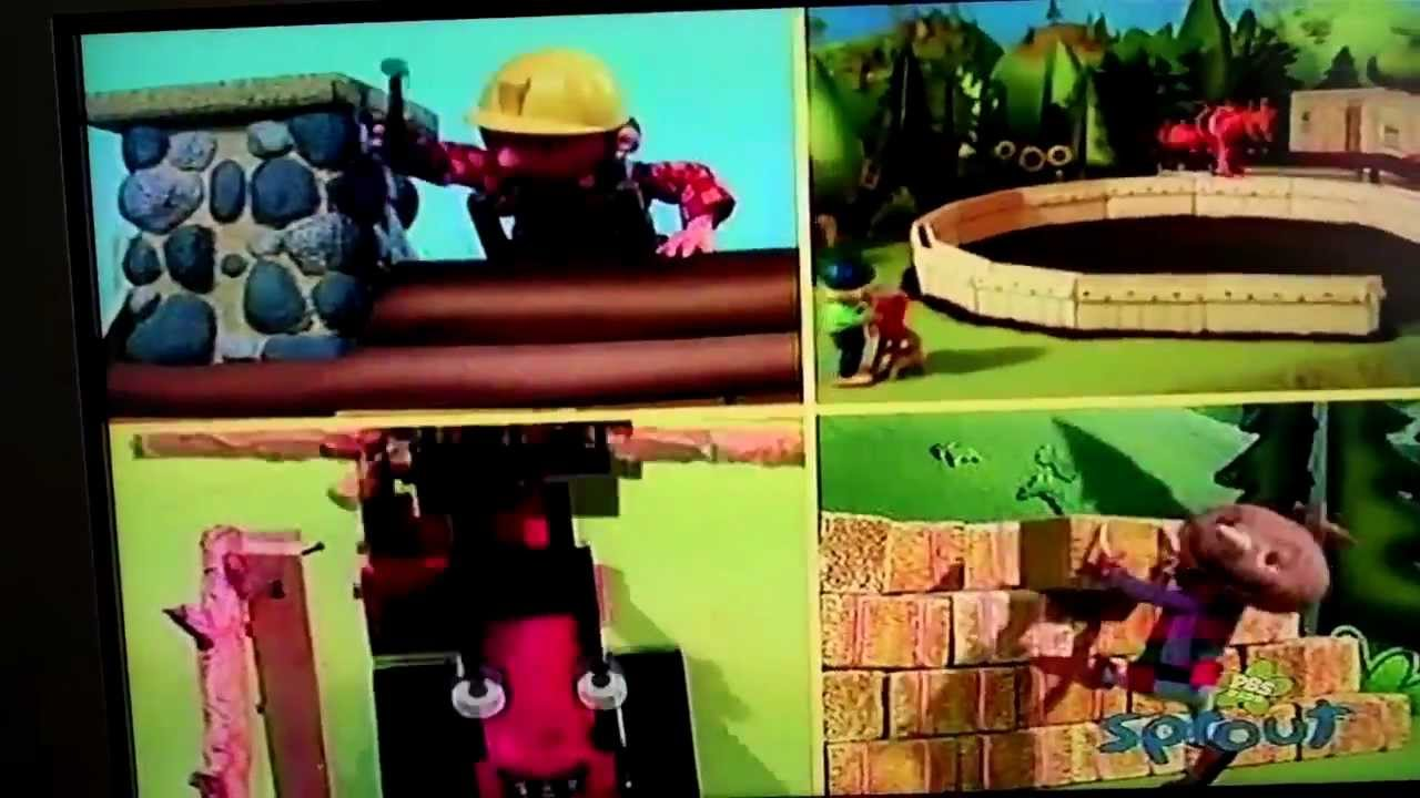 Bob The Builder Tv Show Theme Song Youtube