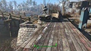 Fallout 4 - Вариант застройки ворот в Сэнкчуари 06.12.2015