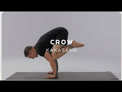 yoga pemula yoga pose  bakasana crow pose  youtube