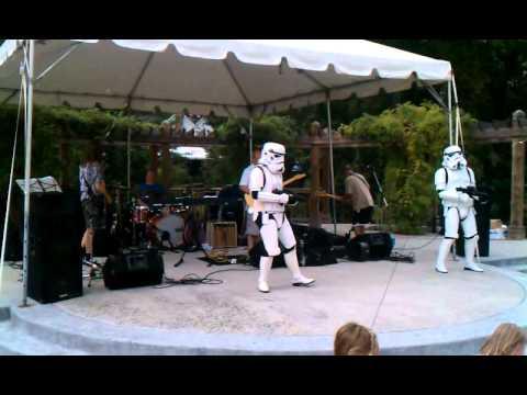 Georgia Garrison Stormtroopers Dancing!