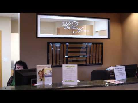 Vein Clinics Northwest  Office Tour - Dr. Douglas Stafford, MD