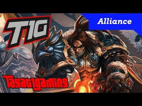 World of Warcraft - Quest - Garrison Campaign: Seismic Matters - #34026 - Alliance L100