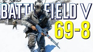 Battlefield 5: 69-8 Beastly Teamwork! (Battlefield V Multiplayer Gameplay)