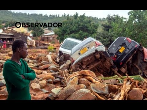 Idai deixa rasto de destruição. Mais de 80 mortos só em Moçambique