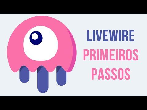 Vídeo no Youtube: Laravel Livewire - Primeiros Passos #laravel #livewire #php