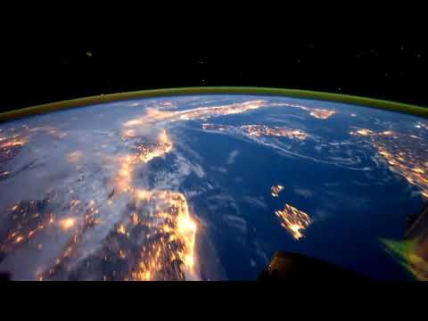 Как выглядит наша земля с космоса