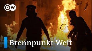 Weltweite Wut: Protest oder Revolution?