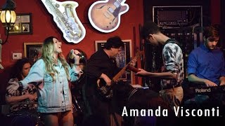 Amanda Visconti at BackRoom Sessions Vol. 3