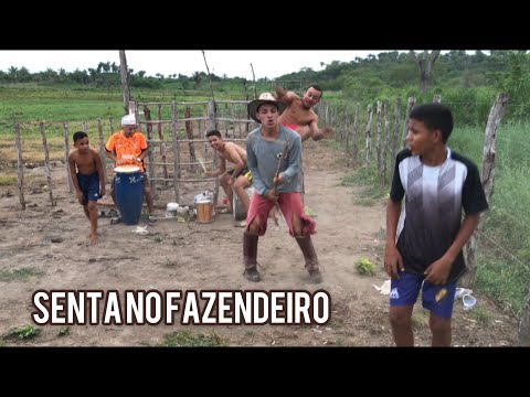 """FUNDO DE QUINTAL OFC - S* NO FAZENDEIRO """"MC JACARÉ"""""""