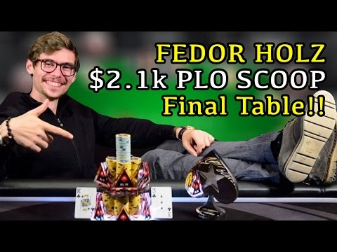 Fedor Holz SCOOP Final Table + Joins The Stream W/JNandez!!!