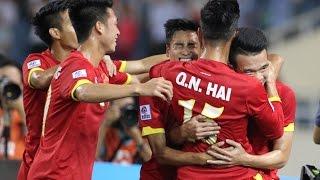 Vietnam vs Philippines: AFF Suzuki Cup 2014 Highlights