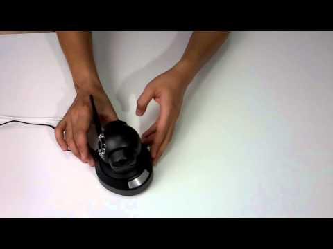 รีวิว การตั้งค่า กล้อง Ip Camera P2P HD Robot 720P