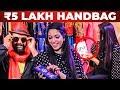 Thalapathy's Costume Designer Handbag Secret Revealed | Joy Crizildaa | What's Inside The Handbag