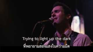 [THAISUB]Lost Stars - Adam Levine [Begin Again Scene]