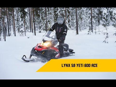 Обзор Lynx 59 Yeti 600 ACE