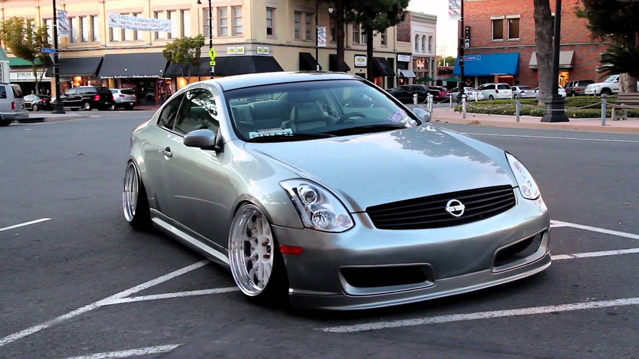 Fatlacetv steezy g35 coupe youtube fatlacetv steezy g35 coupe vanachro Gallery