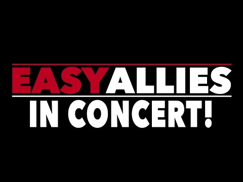 Easy Allies In Concert - Live Show Recording