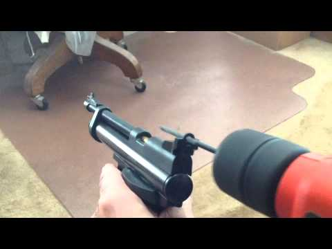 how to use crosman red dot sight