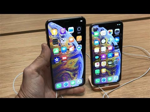 2018 Apple iPhone Launch - Buying the iPhone XS Max & Apple Watch Series 4
