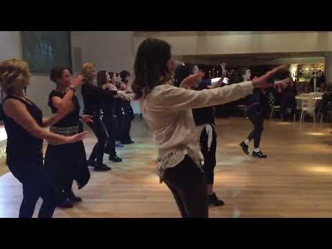 HSM Halk Dansları Gecesi - 26.02.2016
