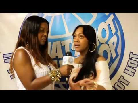 The Original Spindarella fr. Salt N Pepper interview at the Miss Beauty Black America Pageant